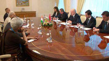 Белорусско-индийским отношениям необходимо придать дополнительный импульс