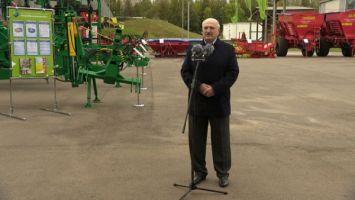 Лукашенко убежден в правильности принятого решения по развитию льноотрасли