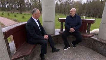 """""""Мы этого не ждали, вообще на ровном месте"""" - Лукашенко о прошлогодних событиях в Беларуси"""