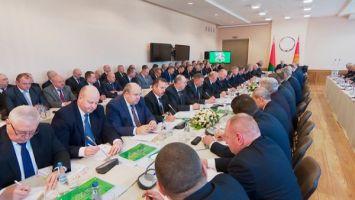 Для решения проблем в АПК Витебской области предлагается создать суперкрупный холдинг