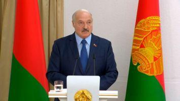 Лукашенко рассказал, как вместе с Ельциным предлагал Клинтону должность в Союзном государстве