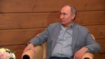 Путин подчеркивает высокий уровень стратегического партнерства с Беларусью