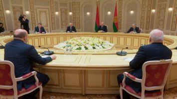 Лукашенко и Путин обсудили вопрос процентных ставок по кредиту на БелАЭС