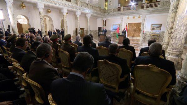 Беларусь хочет принять участие в создании особой экономической зоны Суэцкого канала