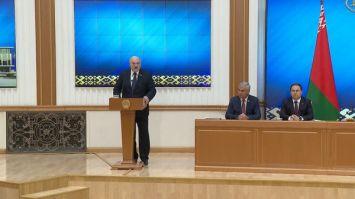 Лукашенко: Запад раздражен тем, что белорусы оказались сильнее технологий цветных революций