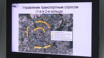 Строительство первого транспортного кольца Минска в текущем году будет продолжено