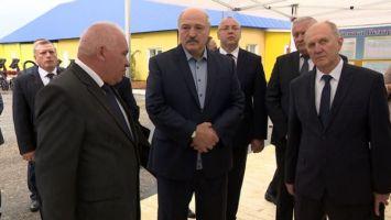 Лукашенко намерен в каждой области посетить отдаленные райцентры