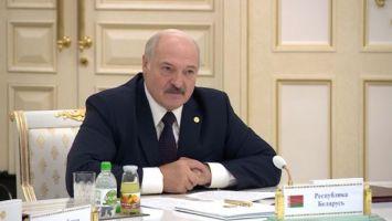 Лукашенко на саммите СНГ призвал поддержать действующую власть в Украине