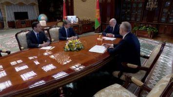 """""""Идет информационная война"""" - Лукашенко прогнозирует усиление информационного противостояния"""