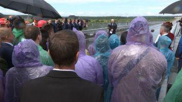 Лукашенко: в ближайшие 3 года в Беларуси будет модернизировано и построено 18 мостов