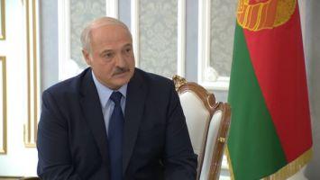 Лукашенко: будем делать все, чтобы отношения Беларуси с США развивались
