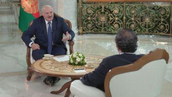 Лукашенко назвал заранее спланированной провокацией инцидент с самолетом авиакомпании Ryanair