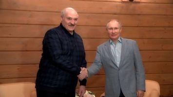 Кооперация, финансы, интеграция и производство вакцины - подробности неформальных переговоров Лукашенко и Путина