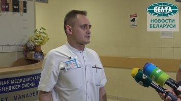 Медики прокомментировали состояние пациентов, пострадавших от удара молнии на озере в Стайках
