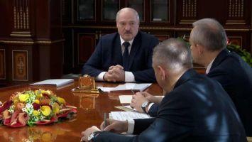 Лукашенко: время требует верных и преданных государству людей, чтобы страну не порвали на куски