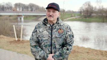 """""""Сделан добротно, качественно"""" - Лукашенко о впечатлениях от фильма """"Манкурты"""""""