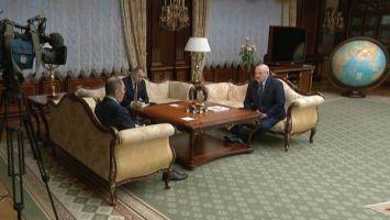 Лукашенко - Лаврову: наши встречи всегда продуктивны