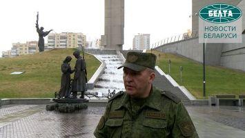Хренин: в случае нарушения порядка в священных местах протестующие будут иметь дело с армией