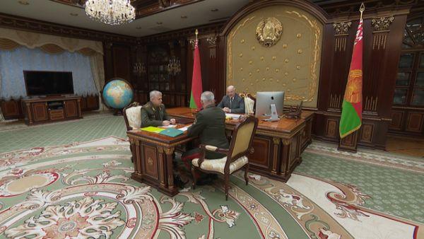 """""""Белорусы не нахлебники"""" - Лукашенко обсудил с Засем и Лаппо сотрудничество с Россией на общей границе"""