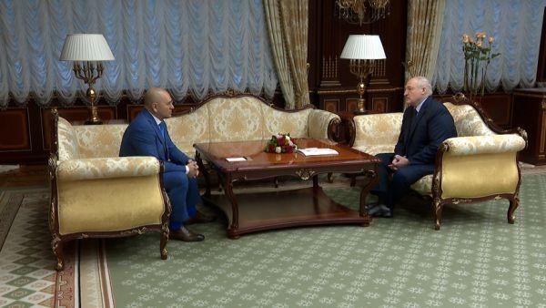 Лукашенко - Украине: нам не стоит натягивать отношения в торговле, это база, основа