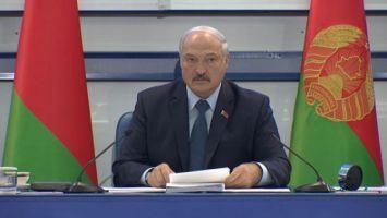 Лукашенко: государством сделано немало для спорта высших достижений
