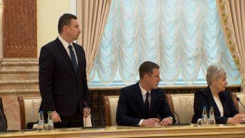Министром ЖКХ назначен Андрей Хмель
