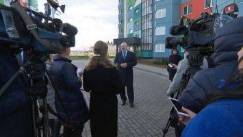 Лукашенко: Беларусь сохранила традицию отмечать 7 ноября, и это решение было верным