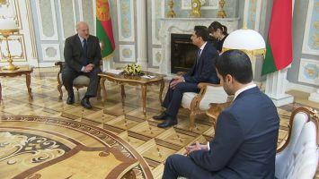 Беларусь заинтересована в опыте Дубайского МФЦ при создании собственного международного финцентра