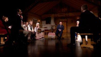Лукашенко о Купаловском театре: он не может быть потерян, это достояние нашего народа