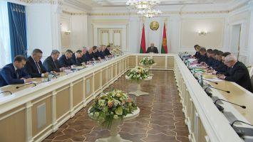 """""""Должны быть честные, справедливые выборы"""" - Лукашенко собрал совещание по парламентской кампании"""