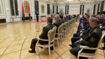 Лукашенко пообещал дальнейшую поддержку органам внутренних дел в их работе