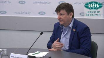 Марзалюк: в составе Беларуси нет ни одного сантиметра чужой земли