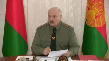 Лукашенко: каждый регион Беларуси должен быть готов провести мобилизацию в короткий срок