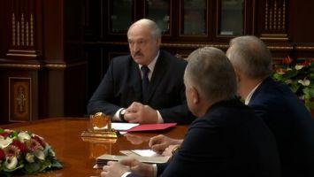 Лукашенко намерен до выборов сформировать новый состав правительства