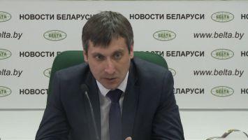 Федор Карпенко о развитии безвозмездного донорства крови в Беларуси