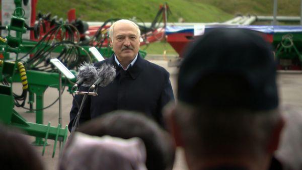 Лукашенко видит хорошие перспективы для развития Гродненской области