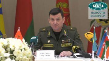 Воинов: Беларусь стремится к снижению конфликтного потенциала, проводя миролюбивую политику