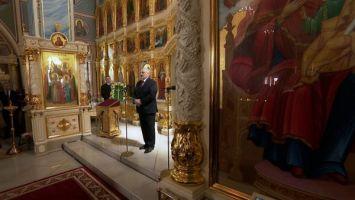 Лукашенко призвал граждан к созиданию с молитвой о Беларуси и любовью в сердцах