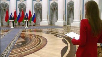Путин: Беларусь и Россия договорились о проведении общей макроэкономической политики