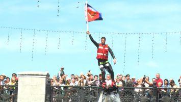 День пожарной службы празднуют в Минске
