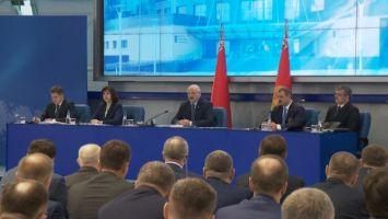 Виктор Лукашенко избран первым вице-президентом НОК Беларуси