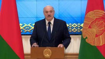Лукашенко: за политическими авантюрами важно не потерять братский народ Украины