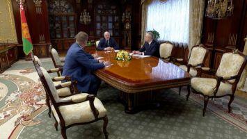 Лукашенко назначил новых помощников - инспекторов по Минской и Гомельской областям