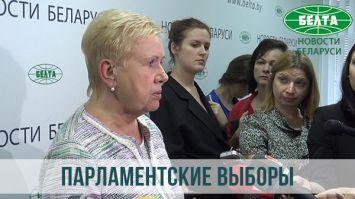 Предвыборная агитация на парламентских выборах в Беларуси стартует в середине октября