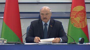 Лукашенко недоволен результатами выступлений белорусских атлетов на мировых первенствах