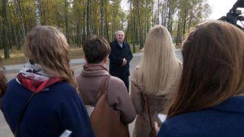 """""""Год очень хороший"""" - Лукашенко оценил работу АПК"""