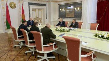 """Лукашенко высказался об отношениях с Польшей и """"последней капле, переполнившей чашу терпения"""""""