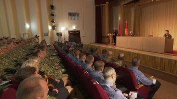Лукашенко: первейший и наиважнейший вопрос - сохранить страну