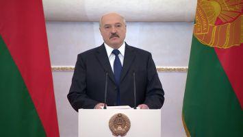 Лукашенко: в международных отношениях чрезвычайно востребована конструктивная роль дипломатии