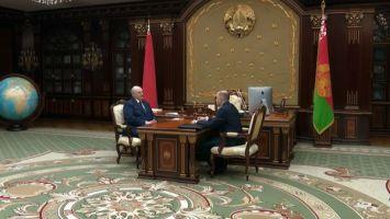Лукашенко о внешних силах: не мытьем, так катаньем хочется расшатать Беларусь